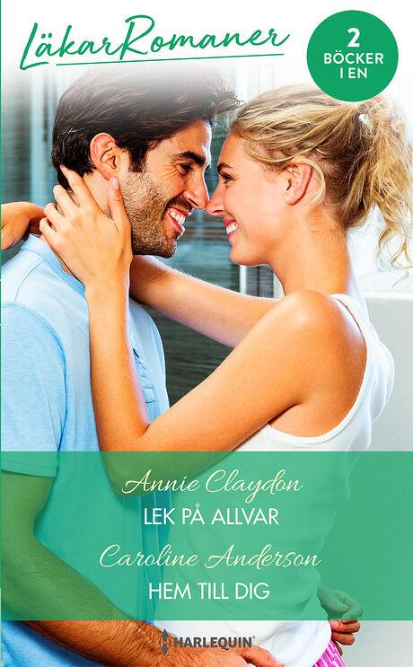 Harpercollins Nordic Lek på allvar/Hem till dig