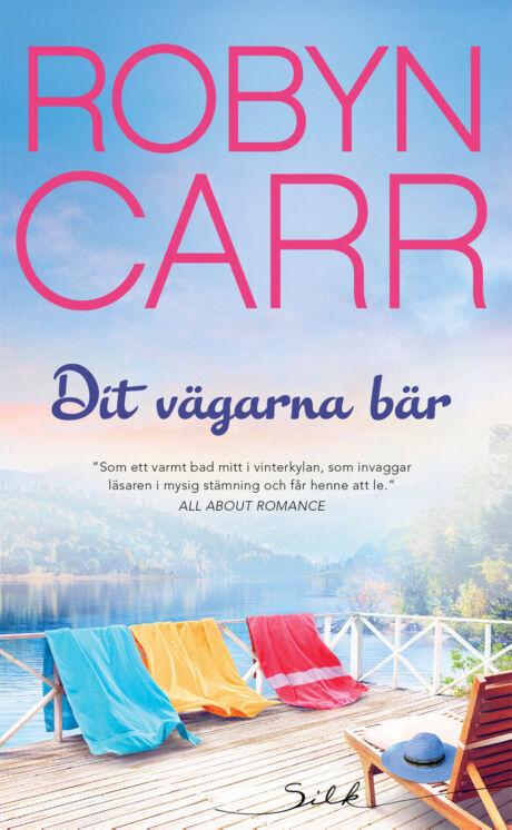 Harpercollins Nordic Dit vägarna bär