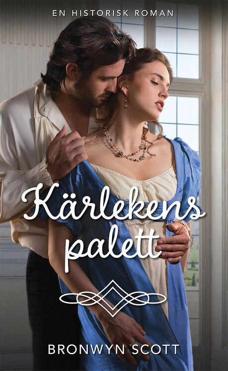 Harpercollins Nordic Kärlekens palett - ebook