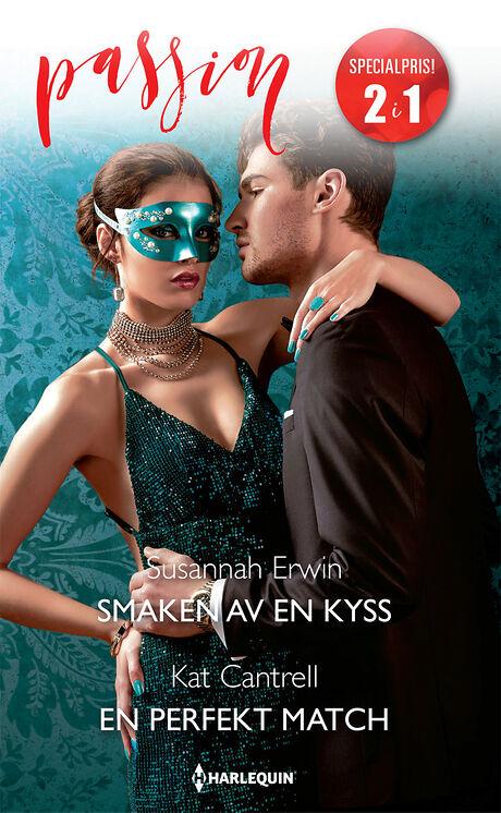 Harpercollins Nordic Smaken av en kyss/En perfekt match