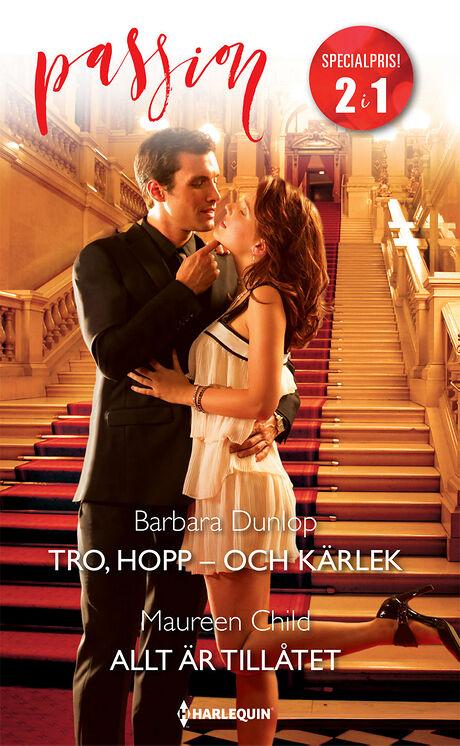 Harpercollins Nordic Tro, hopp - och kärlek/Allt är tillåtet