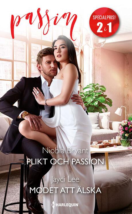 Harpercollins Nordic Plikt och passion/Modet att älska - ebook