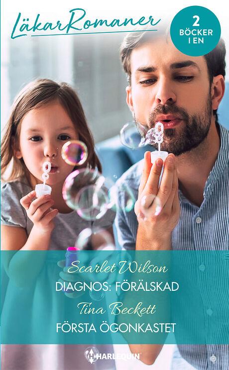 Harpercollins Nordic Diagnos: förälskad/Första ögonkastet