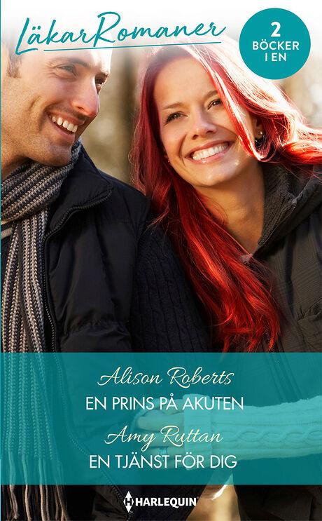 Harpercollins Nordic En prins på akuten/En tjänst för dig