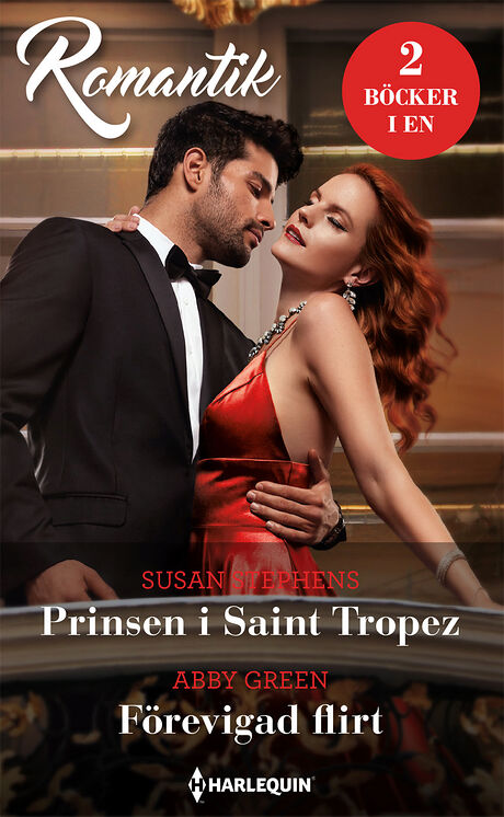 Harpercollins Nordic Prinsen i Saint Tropez/Förevigad flirt