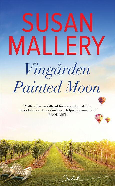 Harpercollins Nordic Vingården Painted Moon