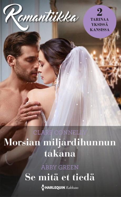 Harpercollins Nordic Morsian miljardihunnun takana/Se mitä et tiedä