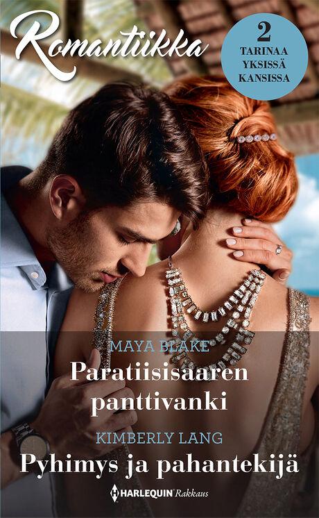 Harpercollins Nordic Paratiisisaaren panttivanki/Pyhimys ja pahantekijä