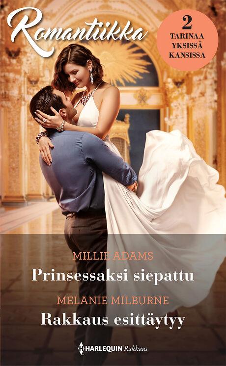 Harpercollins Nordic Prinsessaksi siepattu/Rakkaus esittäytyy