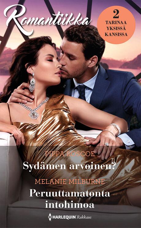 Harpercollins Nordic Sydämen arvoinen?/Peruuttamatonta intohimoa