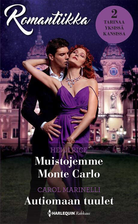 Harpercollins Nordic Muistojemme Monte Carlo /Autiomaan tuulet