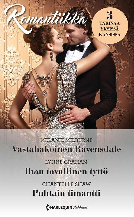 Harpercollins Nordic Vastahakoinen Ravensdale/Ihan tavallinen tyttö/Puhtain timantti