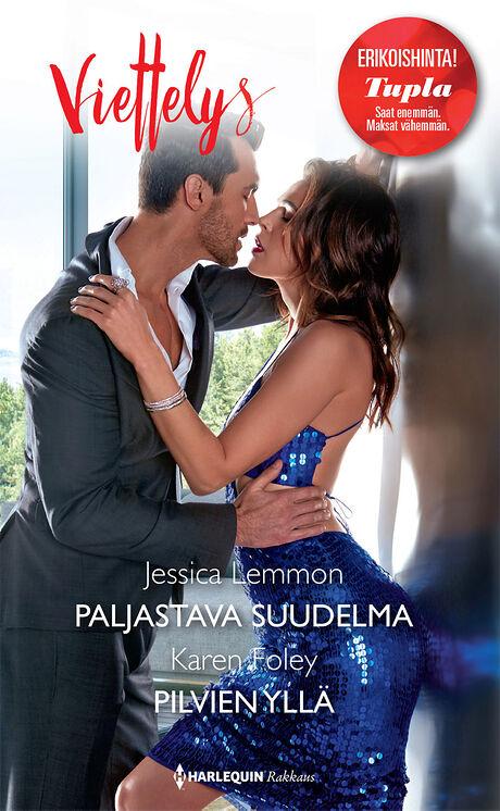 Harpercollins Nordic Paljastava suudelma/Pilvien yllä