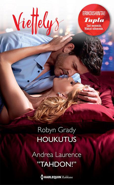 Harpercollins Nordic Houkutus/Tahdon!
