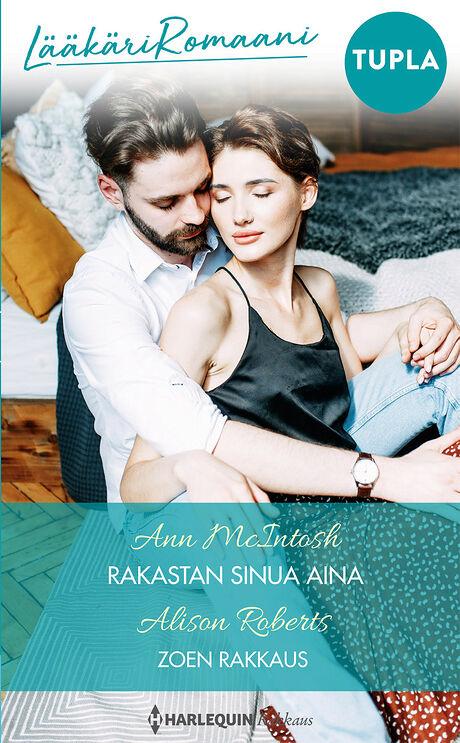 Harpercollins Nordic Rakastan sinua aina/Zoen rakkaus