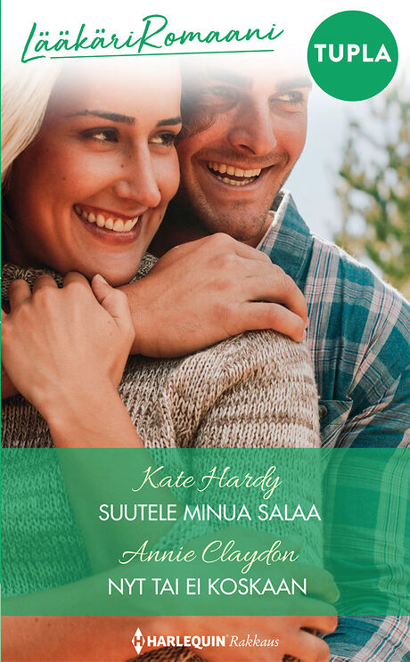 Harpercollins Nordic Suutele minua salaa/Nyt tai ei koskaan