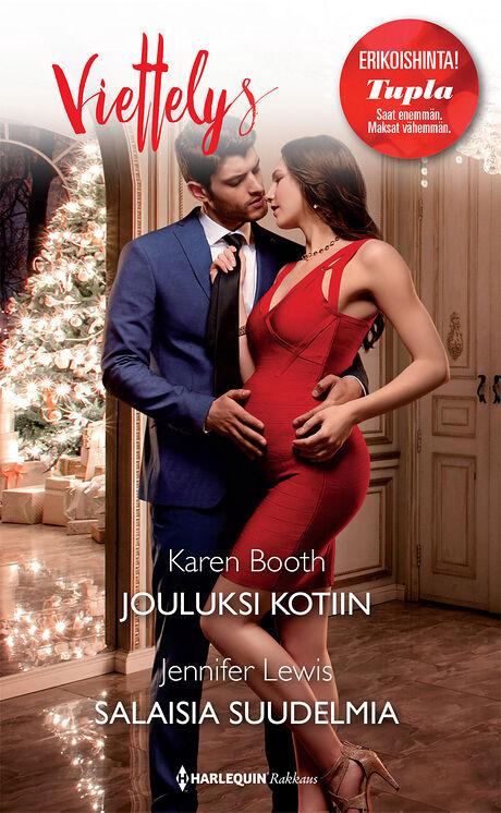 Harpercollins Nordic Jouluksi kotiin/Salaisia suudelmia