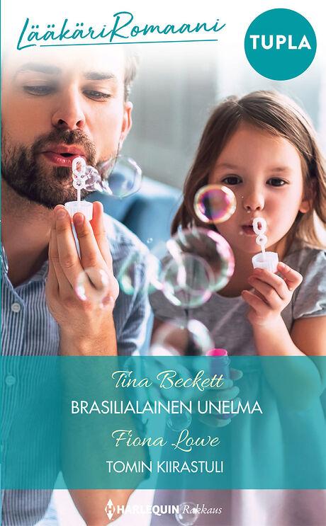 Harpercollins Nordic Brasilialainen unelma/Tomin kiirastuli