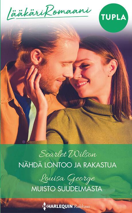 Harpercollins Nordic Nähdä Lontoo ja rakastua/Muisto suudelmasta