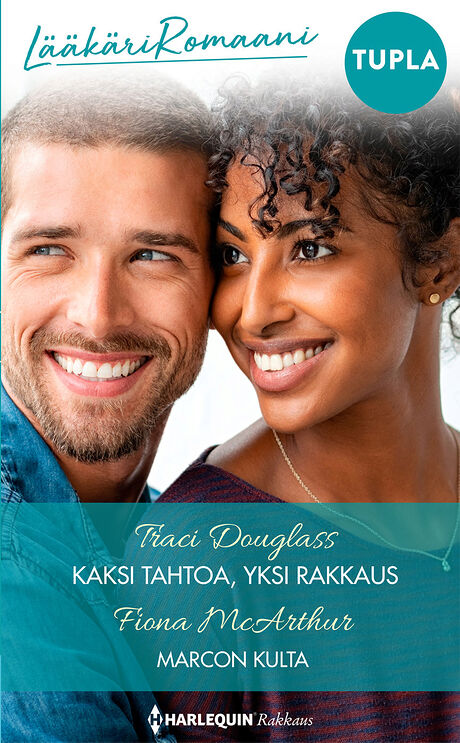 Harpercollins Nordic Kaksi tahtoa, yksi rakkaus/Marcon kulta
