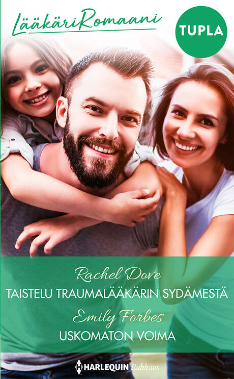 Harpercollins Nordic Taistelu traumalääkärin sydämestä/Uskomaton voima