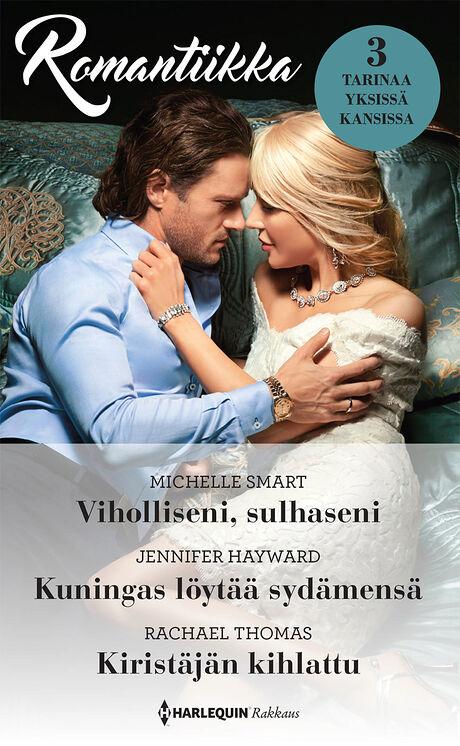 Harpercollins Nordic Viholliseni, sulhaseni/Kuningas löytää sydämensä/Kiristäjän kihlattu