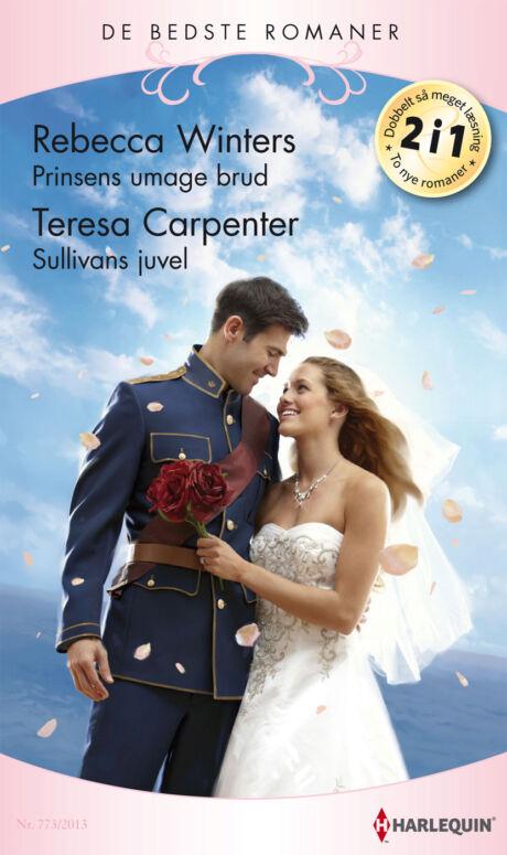 Harpercollins Nordic Prinsens umage brud /Sullivans juvel - ebook