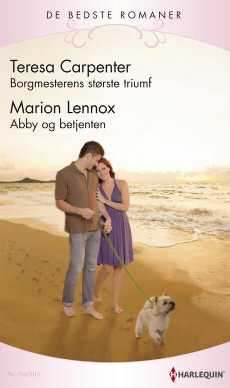 Harpercollins Nordic Borgmesterens største triumf/Abby og betjenten - ebook