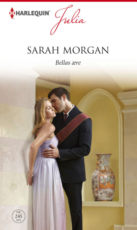 Harpercollins Nordic Bellas ære - ebook