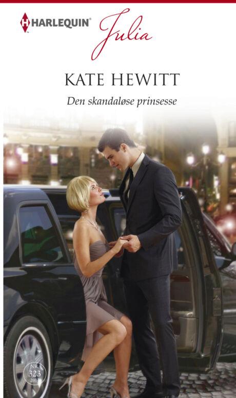 Harpercollins Nordic Den skandaløse prinsesse - ebook
