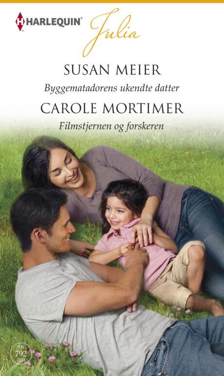 Harpercollins Nordic Byggematadorens ukendte datter/Filmstjernen og forskeren - ebook