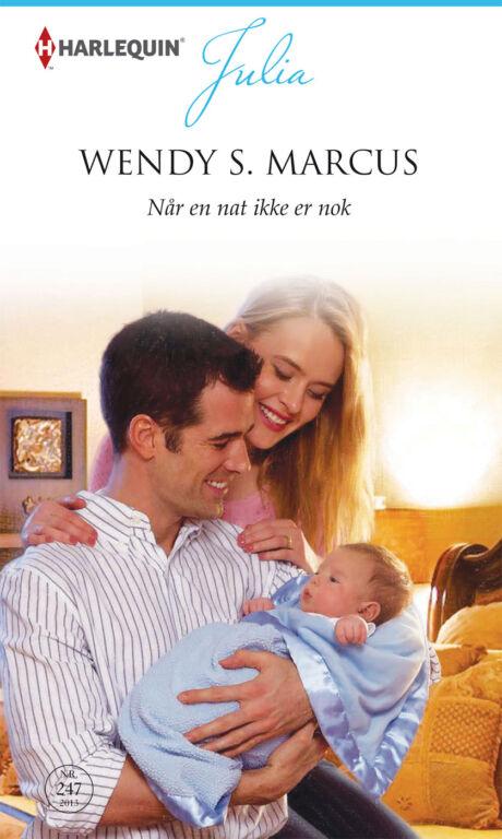 Harpercollins Nordic Når en nat ikke er nok - ebook