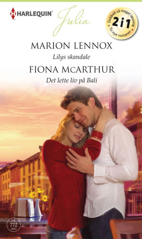 Harpercollins Nordic Lilys skandale/Det lette liv på Bali - ebook