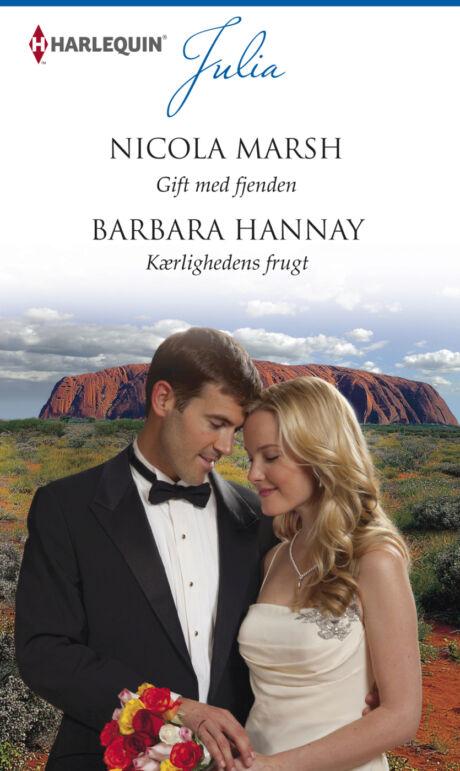 Harpercollins Nordic Gift med fjenden/Kærlighedens frugt - ebook