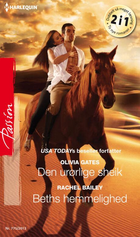Harpercollins Nordic Den urørlige sheik /Beths hemmelighed - ebook