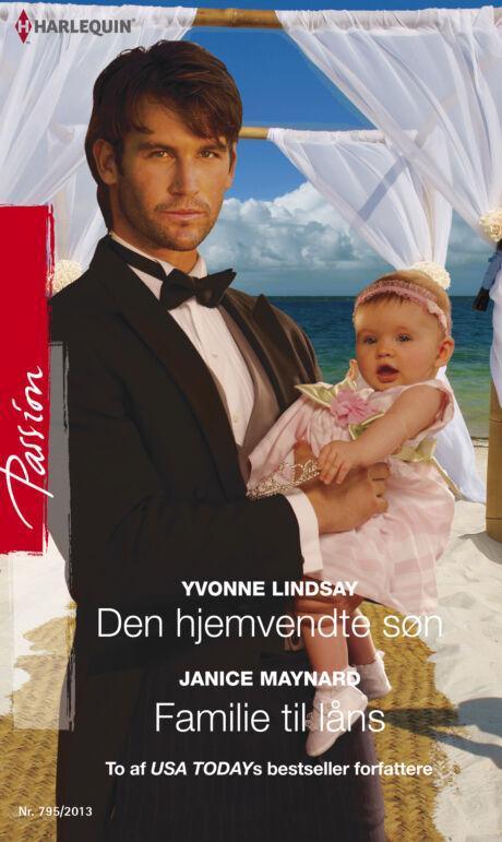 Harpercollins Nordic Den hjemvendte søn/Familie til låns - ebook