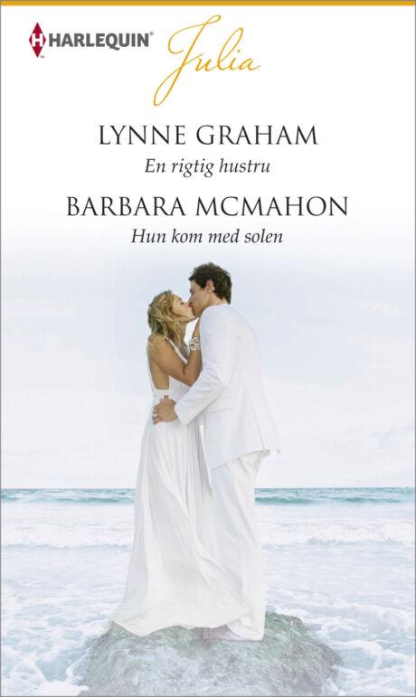 Harpercollins Nordic En rigtig hustru/Hun kom med solen - ebook