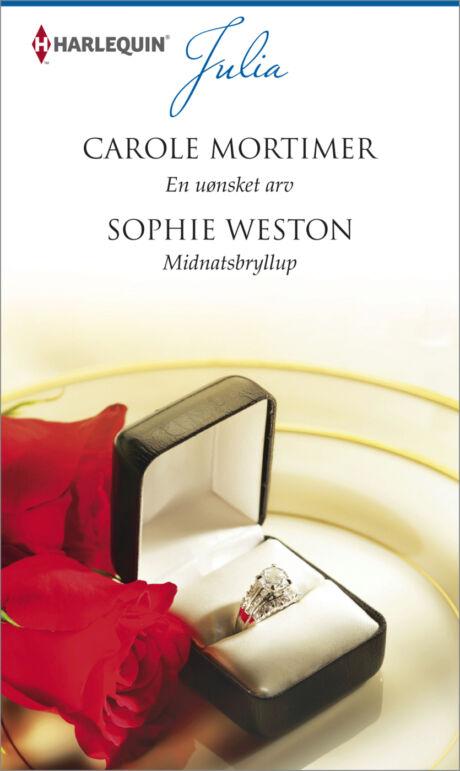 Harpercollins Nordic En uønsket arv/Midnatsbryllup - ebook