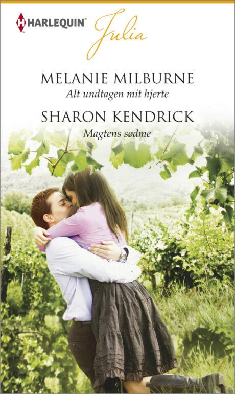 Harpercollins Nordic Alt undtagen mit hjerte/Magtens sødme - ebook