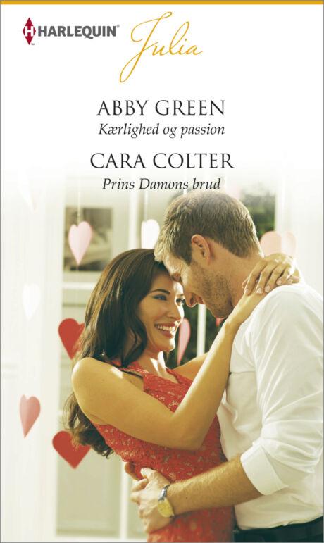 Harpercollins Nordic Kærlighed og passion/Prins Damons brud  - ebook