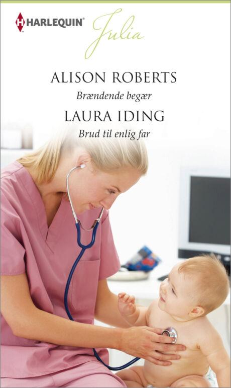 Harpercollins Nordic Brændende begær/Brud til enlig far - ebook