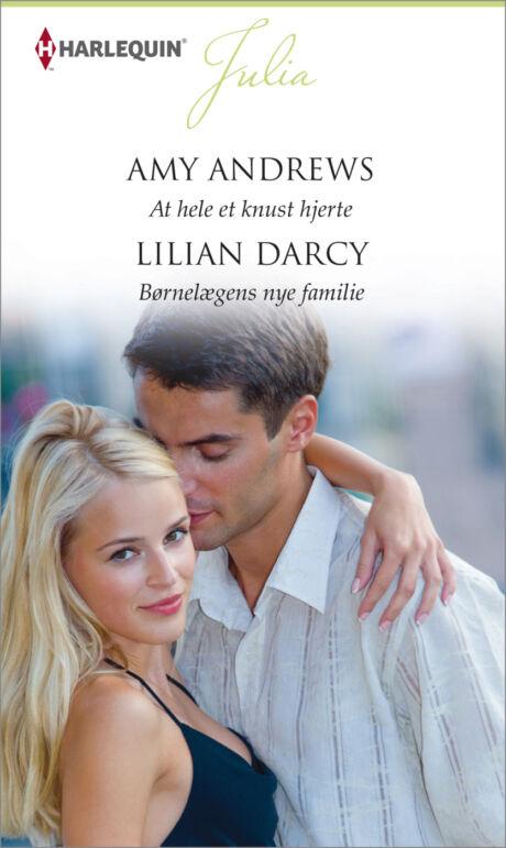 Harpercollins Nordic At hele et knust hjerte/Børnelægens nye familie  - ebook