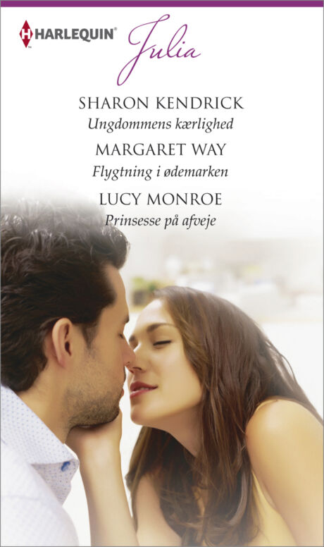 Harpercollins Nordic Ungdommens kærlighed /Flygtning i ødemarken/Prinsesse på afveje - ebook