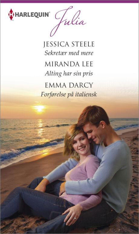 Harpercollins Nordic Sekretær med mere/Alting har sin pris/Forførelse på italiensk - ebook