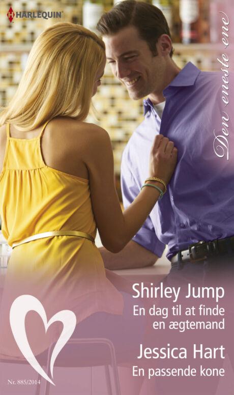Harpercollins Nordic En dag til at finde en ægtemand/En passende kone - ebook