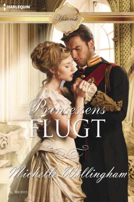 Harpercollins Nordic Prinsessens flugt - ebook