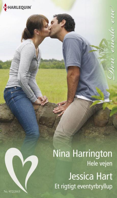 Harpercollins Nordic Hele vejen/Et rigtigt eventyrbryllup - ebook