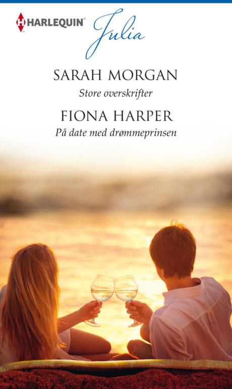 Harpercollins Nordic Store overskrifter/På date med drømmeprinsen  - ebook