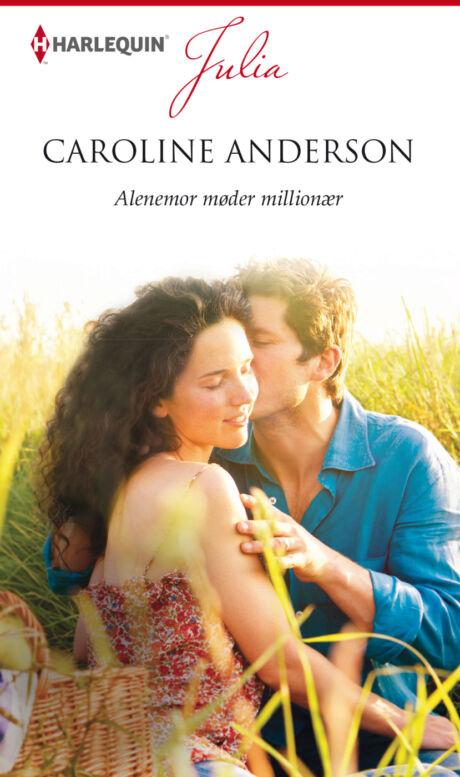 Harpercollins Nordic Alenemor møder millionær - ebook