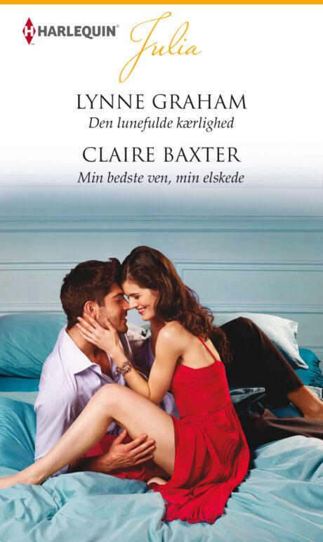 Harpercollins Nordic Den lunefulde kærlighed/Min bedste ven, min elskede - ebook